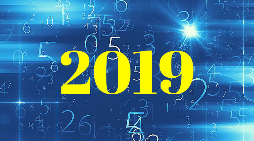 NUMEROLOŠKA PROGNOZA ZA 2019  GODINU - Webastrolog